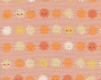Cotton + Steel - Sunshine Collection - Sunshine in Peach