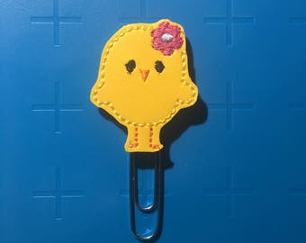 Sweet Chickie Planner Clip