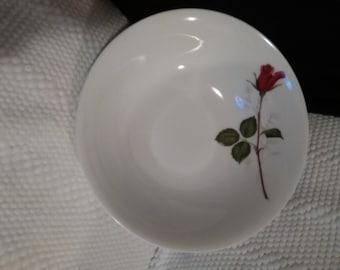 Vintage Winterling Bowl