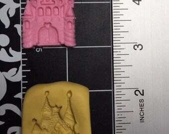 Fairytale Castle Silicone Mold