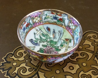 Little Oriental China Sake Cup