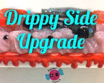 drippy side upgrade, custom decoden case upgrade, decoden case add on