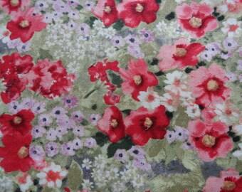 Spring Floral Steering Wheel Cover
