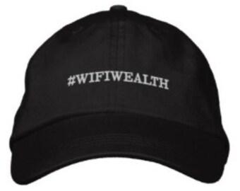 Wifi Wealth™ Hat