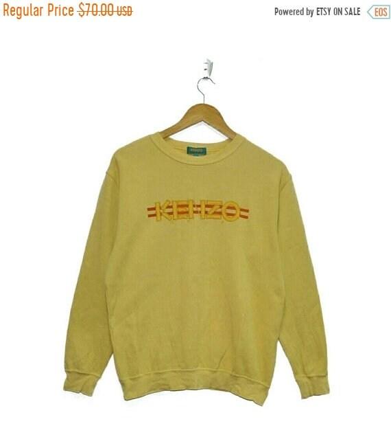 e9daf6d2 CLEARANCE SALE Vintage KENZO Golf Sweatshirt Top Fashion