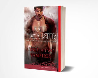 Signed paperback copy of A Tale of Two Vampires