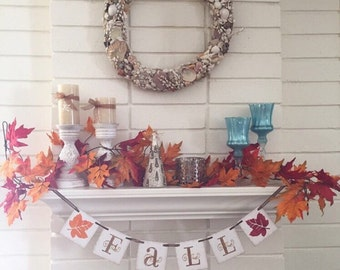 Thanksgiving Decor Thanksgiving Decorations Fall Decor Fall Banner Thanksgiving Banner Autumn Decor Autumn Banner Fall Decorations