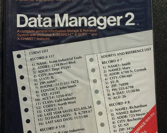 Timeworks Data Manager 2