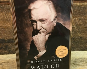 Walter Cronkite/A Reporter's Life/Paperback/New York Times Bestseller/1996