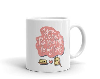 Butter and Toast Mug