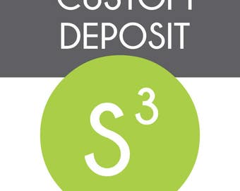 Custom Wall Decal Deposit Custom Home Decor