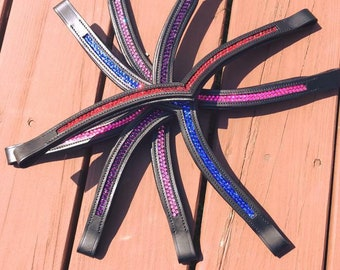 Custom Browbands