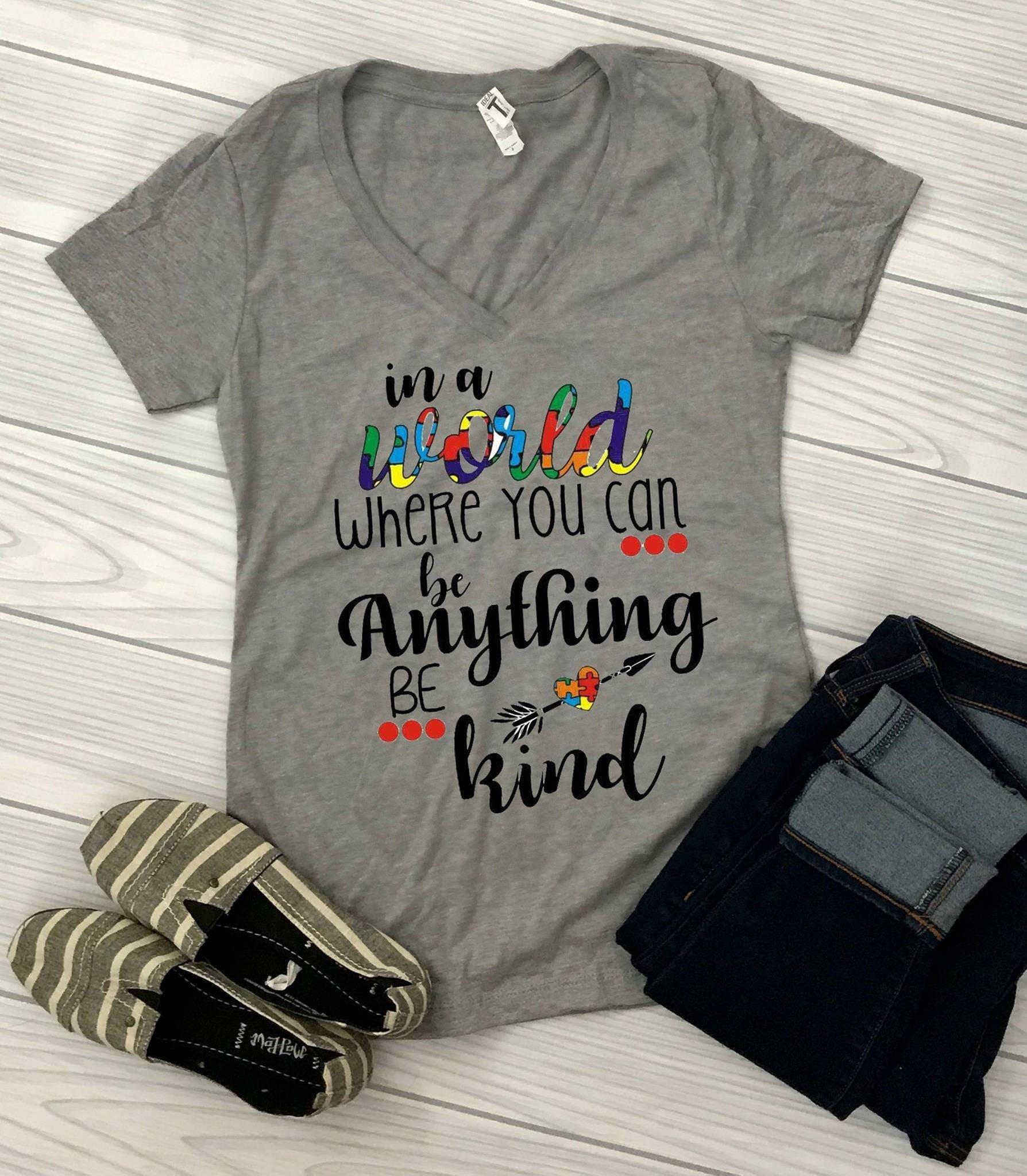 Autism T Shirts Australia