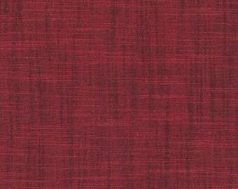 Manchester Yarn Dyed Cotton- Crimson- Robert Kaufman