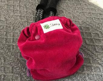 EXCLUSIVE! AIO Littleberry cloth nappy set, size 2
