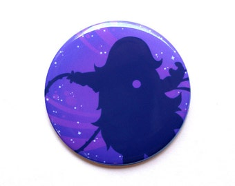 "Steven Universe Button | Amethyst Button | 2"" Pinback Button"