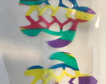 Honu / Sea Turtle Window Cling