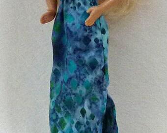 Fashion Doll Handmade dress