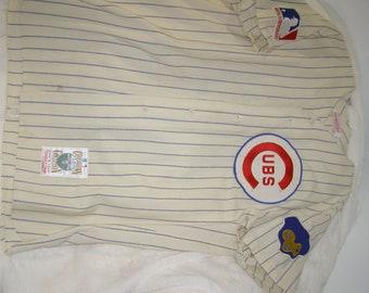 Vintage Cubs M & N Wool Jersey XL