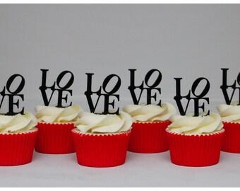 LOVE cupcake picks