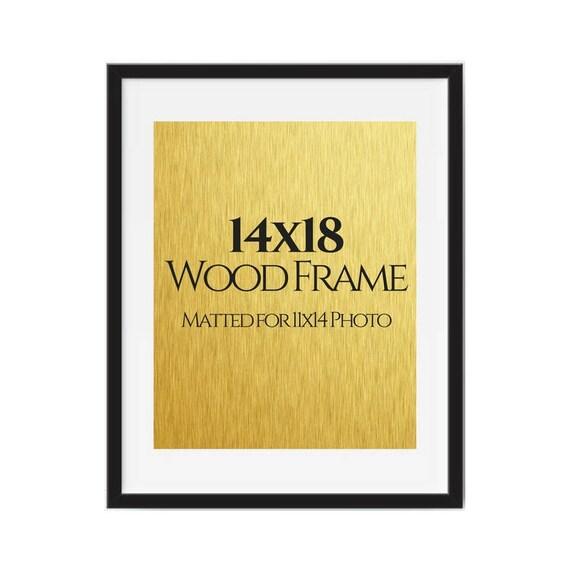 Picture frame 11x14 Art Print Art print framed Photo frame