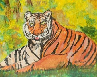 Tiger - Digital File