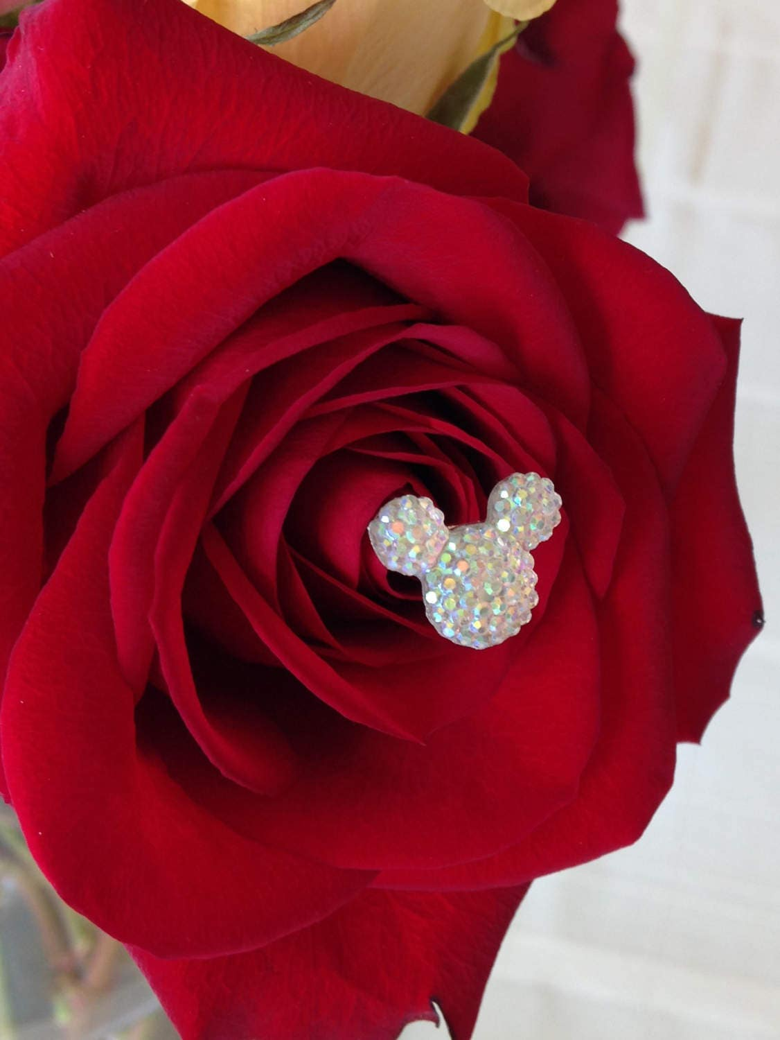 Well-liked 6 Hidden Mickey-Disney Inspired-Mouse Ears Bouquets-Wedding Flower  GT89