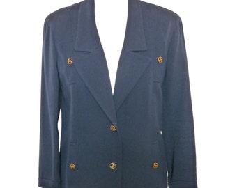 CHANEL vintage women jacket-size 42FR