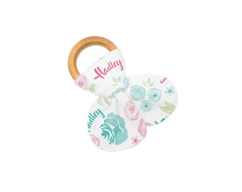 Teether - Summer Floral