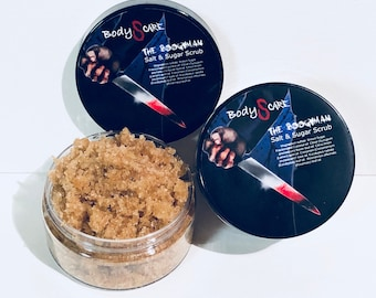 The Boogeyman Salt & Sugar Scrub