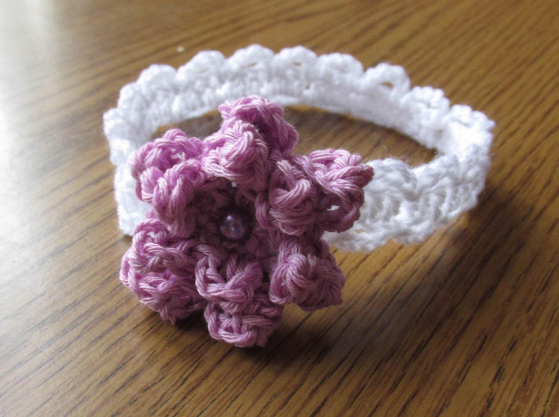 Crochet headbands summer headband bow pattern hairband zoom mightylinksfo Choice Image