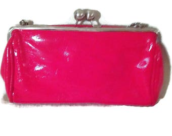 Cool Bright Red Clutch