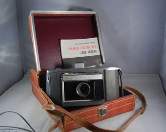 Polaroid J66 1960s Instant Film Camera