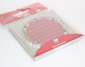 sticky notes papertouch flower red