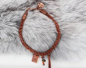 Celtic Astrology Charm Bracelet
