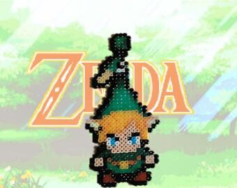 Link Minish Cap, achievement in mini beads
