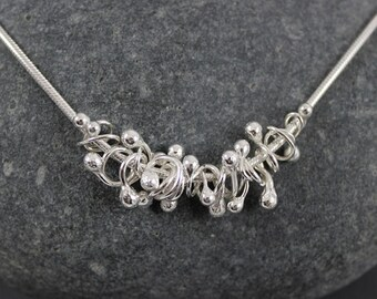 Swirly Necklace