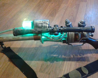 Fallout, fallout weapon, fallout prop, fallout armor, fallout gear, fallout cosplay, fallout plasma rifle, fallout costume weapon, cosplay