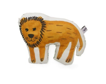 Leo lion Baby Rattle Toy