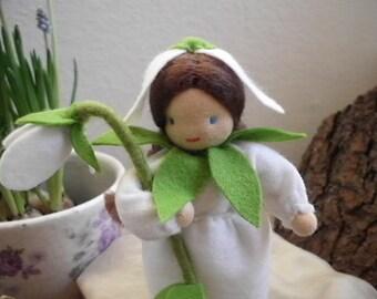 Snowdrop - flower child