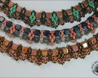 Kaira - Bead Woven Necklace Pattern