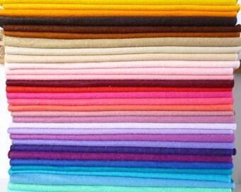 """24"""" SQUARES Premium Wool Blend Felt"""