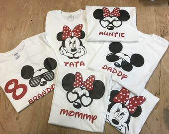Disney tshirt for all occasions