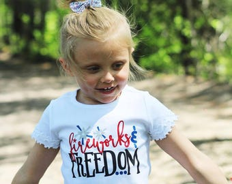 4th of July outfit for baby girl, fourth of July, red white and blue, 4th of July baby, 4th of July shirt, independence day, 4th of July