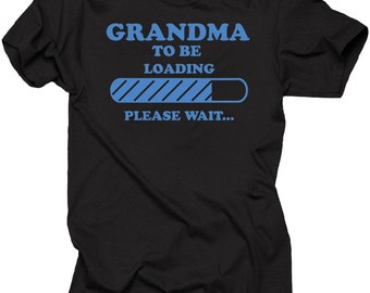Grandma T-Shirt Gift For Future Grandmother Tee Shirt