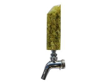 Hop Beer Tap Handle