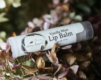 Organic Lip Balm - Natural Lip Balm - Handmade Lip Balm - All Natural Lip Balm - Shower Favors - Thank You Gifts