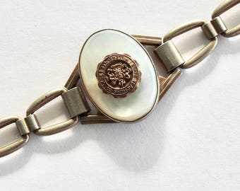 Antique Teachers College Bracelet