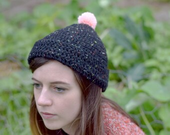 The Easy Beanie Crochet Pattern