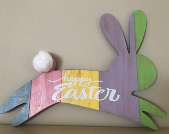 Happy EasterBunny // Easter Decorations